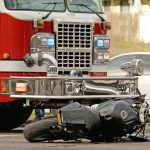 Bakersfield motorcycle accident injury