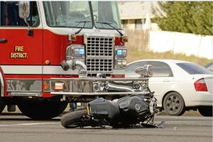 Motorcycle, Truck Collided I-5 Freeway Road, Mathew Limas Killed