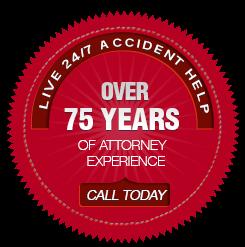 Live 24/7 Accident Help