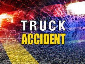 Big Rig Crash on Highway 198 Today